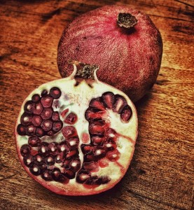 Dried Pomegranates (1)
