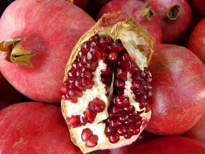 Dried Pomegranates (8)